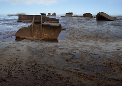 Whitby_Relic (airbrain60) Tags: england seaside shipwreck whitby