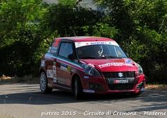207-DSC_6440 - Suzuki Swift - R1B - Martinelli Stefano-Brugiati Pietro - GR Motorsport (pietroz) Tags: photo nikon foto photos rally fotos di pietro circuito cremona zoccola pietroz d300s