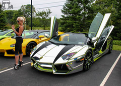 Team Salamone's 2014 Lamborghini Aventador LP700-4 Roadster (Rivitography) Tags: green car canon rebel unique maine fast exotic chrome adobe customized t3 expensive lamborghini rare supercar horsepower roadster lightroom capeelizabeth 2014 2015 aventador lp7004 teamsalamone rivitography