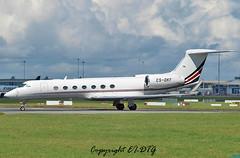 Gulfstream Corporation G.V CS-DKF Net Jets (EI-DTG) Tags: dublinairport dub eidw collinstown planespotting aircraftspotting bizjet gulfy gulfstream 10aug2015 runway28 csdkf netjets