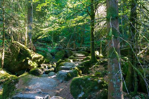 Cascades Gertelbach-Wasserfälle
