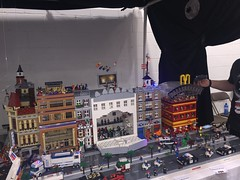 VA BrickFair 2015  Train & Town Superheros Unite (EDWW day_dae (esteemedhelga)) Tags: lego bricks minifigs traintown moc afol minifigures edww brickfair daydae esteemedhelga superherosunite superheroesunite vabrickfair2015