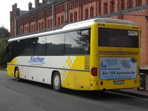 """Mercedes-Benz Integro """"Fischer Linienverkehre"""""""