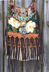 (bejoy8) Tags: fashion recycling ibiza american swarovski embroidery sexy love red bag fringe fringes handmade people leather blue jewelry boho hobo fabric recycle sew purse bags festival hippie gypsy native serape lace suede suéde needlepoint