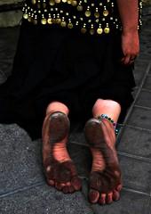 733859_152967884865881_841954506_n (paulswentkowski1983) Tags: dirty feet soles filthy female barefoot black blue jeans barefeet sexy