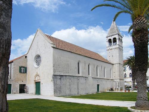 Trogir, Dominikánus kolostor