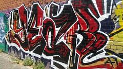 Yearz... (colourourcity) Tags: streetartaustralia streetart graffiti melbourne burncity colourourcity awesome nofilters letters alphabet monsters alphabetmosnters wildstyle yearz years tsf bunsen burners bigburners iloveletters colourourcityletters