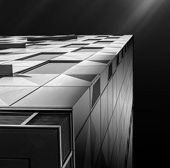 90 Degrees (paulantony2) Tags: architecture manchester building darkskies
