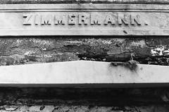 AA031 (Terry Christian Photo) Tags: nikon nikonf2 nikonf2photomic photomic kodak trix trix400 hc110 neworleans stlouiscemetery3 cemetery grave vault tomb ruin stone marble