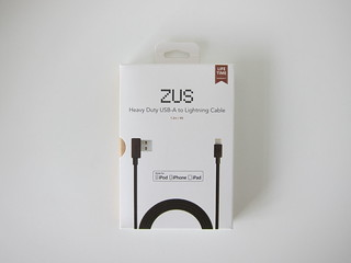 ZUS Super Duty Lightning Cable