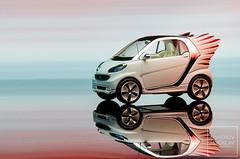 Smart ForJeremy Concept Car (vlad osherov) Tags: 143 spark models smart forjeremy concept car diecast scalemodel