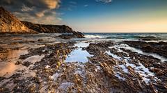 Capo Malfatano (Southern Sardinia) (piercarlobacchiphotography) Tags: capomalfatano sardinia sardegna seascape sea sky rocks landscape zeisspolarizingfilters leefilters ndfilters nikond750 nikonafs1635mmf4gedvr nature marine