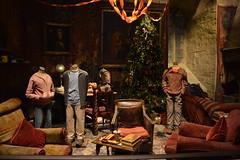 DSC_0371 (SherryFlox) Tags: wonderful wand harrypotter wizard dumbledore snape hermione gryffindor ron voldemort tour warnerbros london kingscross amazing gorgeous christmas
