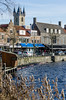 Sluis (lesougn) Tags: lécluse paysbas sluis sluys zélande flandre zélandaise oostburg beffroi quai canal moulin brak pont stadhuis mer bateau roseaux parfumerie hollande frontière côte knokke heist nikon nikkor d7000 18200