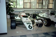 Keke Rosberg's 1982 Williams-Ford FW08 - Williams Grand Prix Collection, October 1996 (Dave_Johnson) Tags: tag saudia kekerosberg rosberg fw08 fw08b fw08c williams ford fordcosworth frankwilliams williamsf1 williamsgrandprixengineering williamsheritagecollection williamsgrandprixcollection formula1 formulaone f1 grandprix car racingcar automobile museum collection grove wantage