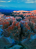 Bryce Blues (Joaquin James Javier) Tags: bryce canyon blue hour twilight utah sunset usa national parks