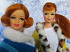 2. Titian Stacy Dolls (Foxy Belle) Tags: stacy stacey doll barbie mod titian red head redhead hair winter coats mattel 1960s
