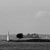 Golfe du Morbihan, Bretagne, France (pom.angers) Tags: panasonicdmctz30 2016 may portnavalo golfedumorbihan 56 morbihan bretagne france europeanunion sail sailing sea fromamovingvehicle