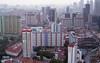 l i o n c i t y (m_travels) Tags: lioncity singapore asia buildings architecture urban chinatown agfavista400 filmphotography analog argentique moody overcast smog fog rain view 35mmfilm travel thepinnacleatduxton