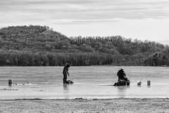 Currently Loving (Ravi_Shah) Tags: cy365 winter potd fishing arrowhead poconos arrowheadlake sony a6000 icefishing lake ice