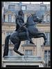 François Joseph Bosio: Louis XIV à cheval (thierrymasson94) Tags: paris france françoisjosephboziot louisxiv statueéquestre placedesvictoires bronzer bronze boziot