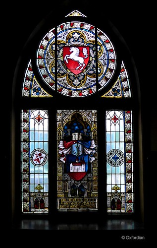 Walsrode - stained glass window 01
