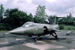 F-104G Denmark (Rob Schleiffert) Tags: lockheed f104 starfighter r348 royaldanishairforce rdaf leeuwarden