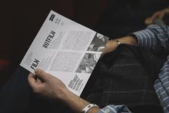 Ross Lipman 031 (Cinemazero) Tags: pordenone cinemazero rosslipman film notfilm busterkeaton samuelbeckett documentario