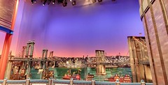 Late Show with David Letterman background (rds323) Tags: television tv manhattan lateshow davidletterman lateshowwithdavidletterman edsullivantheater tvstudio thelateshow