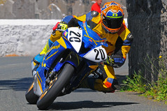 Paul Smyth 001 (rutolander) Tags: nikon bikes sigma motorcycle 20 isleofman manx iom motorcycleracing 2015 roadracing billown isleofmantt posttt d300s realroadracing pureroadracing