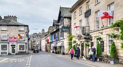 Kirkby Lonsdale, Cumbria (Baz Richardson (now away until 20 July)) Tags: architecture buildings cumbria streetscenes kirkbylonsdale listedbuildings markettowns smallenglishtowns