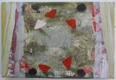 """Muddy Waters 4"" by Daniel Kerkhoff, 2015 (Daniel Kerkhoff) Tags: ink painting la artist acrylic quiet daniel vietnam ugly waters muddy noa the kerkhoff june27thhanoi2015"