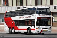 GSM-307 (Tokai Tamás) Tags: bus coach autobus doubledecker pécs busz bpo autó doppelstock pannon volán autóbusz emeletes emeletesbusz ddkk