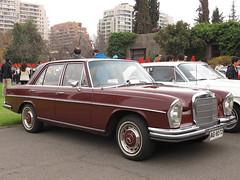 Mercedes Benz 250 SE 1967 (RL GNZLZ) Tags: sedan mercedesbenz 1967 sclass 250se patrimoniosobreruedas