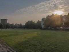 Hannibal in der Morgensonne