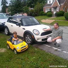 Not quite as much horsepower, but just as much heart. Congrats to Thomas W. and his son, our #DadsMotorBig #PhotoChallenge champions! #LikeFatherLikeSon - photo from miniusa (orlandomini) Tags: from our usa photo orlando heart florida thomas united w july son mini just 02 cooper his much but states quite likefatherlikeson champions horsepower clubman congrats photochallenge 2015 countryman paceman miniusa not orlandomini 0429pm wwwiwantaminicom httpwwwfacebookcompagesp137773706313 dadsmotorbig httpswwwfacebookcomorlandominiphotosa10152516145846314107374185013777370631310153037590466314type1 httpsscontentxxfbcdnnethphotosxpt1vt10911693837101530375904663147376073421882021812njpgohbd4a3f0ffe3618805e4af247722bc3a6oe5617ad9a