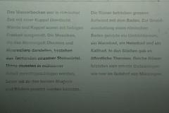 Mosaik einer Badeanlage eines rmischen Gutshofs aus dem 2. Jahrhundert nach Christus ausgegraben bei Mnsingen ( Rmer ) ausgestellt und frei zugnglich auf dem Gelnde der USM in Mnsingen im Kanton Bern der Schweiz (chrchr_75) Tags: history schweiz switzerland suisse suiza swiss mosaic bad mosaico ruine sua villa juli christoph svizzera romain reich sveits ruinen rmer mosaque geschichte sviss romanum mosaik zwitserland sveitsi mnsingen suissa 2015 mosaiken mozaek badeanstalt rmische chrigu imperium  szwajcaria gutshof  kantonbern rmisches chrchr mosaike hurni chrchr75 chriguhurni helvetien helvetier albumrmerinderschweiz chriguhurnibluemailch juli2015 albumzzz201507juli albumrmischemosaikenderschweiz
