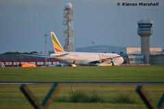 ET-ANO, Dublin Airport, 24/6/15 (hurricanemk2c) Tags: dublin plane flying aviation jet planes boeing 777 etano 2015 jetairliner 777200lr 777200 ethiopianairlines 40771 777260lr