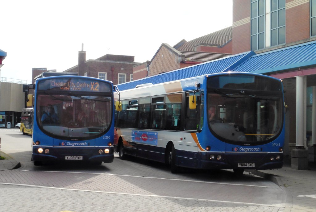 The Worlds Most Recently Posted Photos Of Bus And Ellesmere