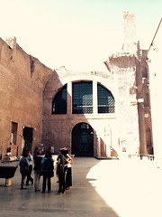 """Warm-up for the Eurovision Lab in Italy: Experiencing the EMEE Change of Perspective, Museo Nazionale Romano – Terme di Diocleziano, 11th-15th May 2015, Rome • <a style=""""font-size:0.8em;"""" href=""""http://www.flickr.com/photos/109442170@N03/19501528769/"""" target=""""_blank"""">View on Flickr</a>"""