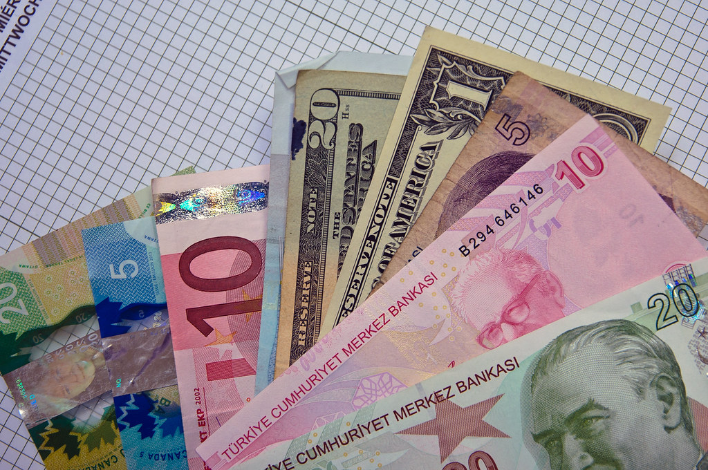 International Currency by caribb, on Flickr