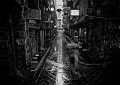 Wet'n'Wild (radio4) Tags: rain australia melbourne vic lanes centreplace