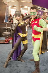 1138 - SDCC 2015 JPEG (Photography by J Krolak) Tags: robin costume cosplay batgirl dccomics sdcc sandiegocomiccon sdcc2015