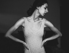 self (Džesika Devic) Tags: portrait blackandwhite bw me girl digital self pose editorial