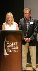 CRC's Jill Miller Zimon and Gregg Levine