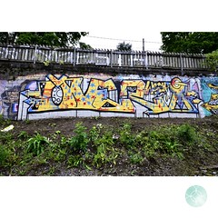 T64-32 (logical.progression) Tags: street urban streetart color art photography graffiti hall cool colorful fame spray writers bombing hof desing sprayart graffart garf graffitiwall graffittiart urbanarte streeartphoto graffitwriter streeartphotography