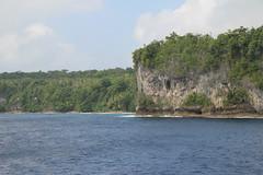 Nasikuab (Alcester Island) - Milne Bay, Papua New Guinea (sita's master) Tags: life new cliff island bay guinea ships medical limestone ywam reef papua milne melanesia llg alcester samarai nasikuab