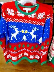 Ugly Christmas Sweater (Rusty Clark ~ 100K Photos) Tags: mug stein joke