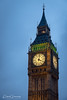 'Big Ben' Illuminated At Dusk On A Winters Evening (Peter Greenway) Tags: architecture clocktower longexposure queenelizabethtower bigben sunset famousclock londonwheel londoneye clock winterevening londonlandmark iconic london westminster londonatnight
