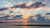 Beachwalk (Wim Boon (wimzilver)) Tags: wimboon wimzilver ouddorp strand beach wolken sunset wandelen walking canonef2470mmf28liiusm canoneos5dmarkiii